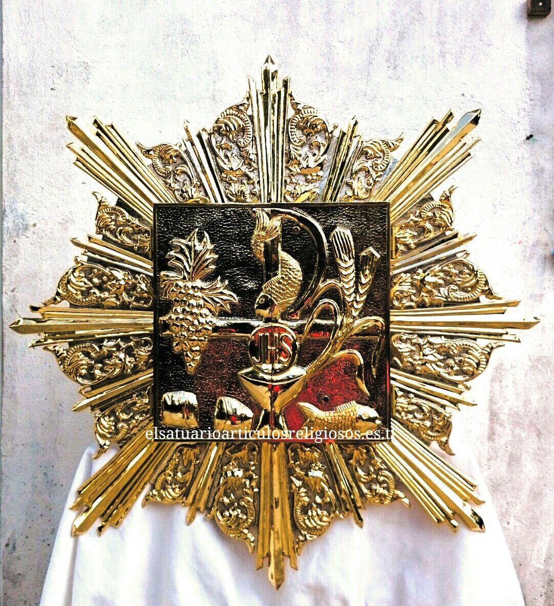 Sagrarios (Tabernáculo) con marco de resplandor tradicional más ...