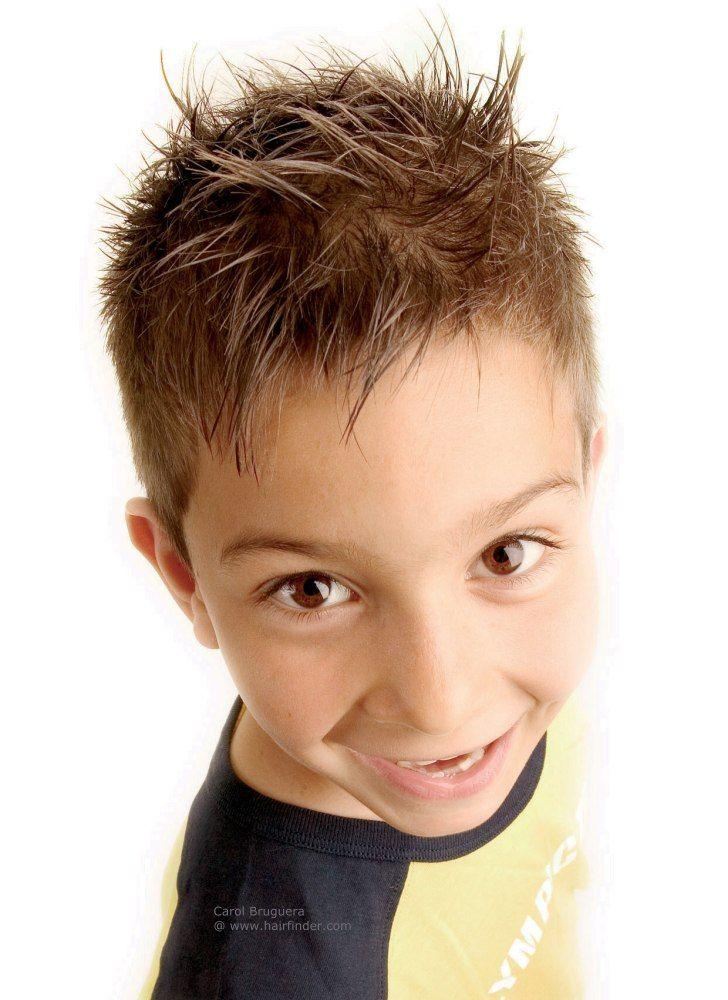 47++ Boy with spiky hair ideas