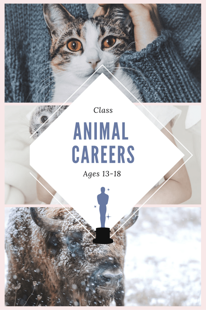 Animal Careers Ages 13 18 Animal Scientist B S Teaches The Class To Teenagers Searching For Animal Careers Animal Scientists Animal Science Kids Exploring