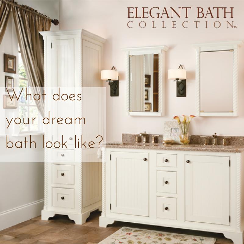 Builder Surplus Offers Wellborn Elegant Bath Collection For Your
