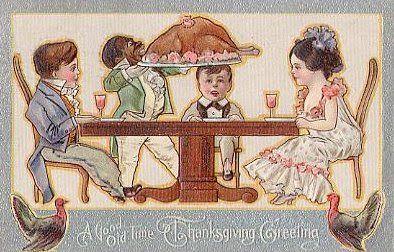 thanksgiving victorian