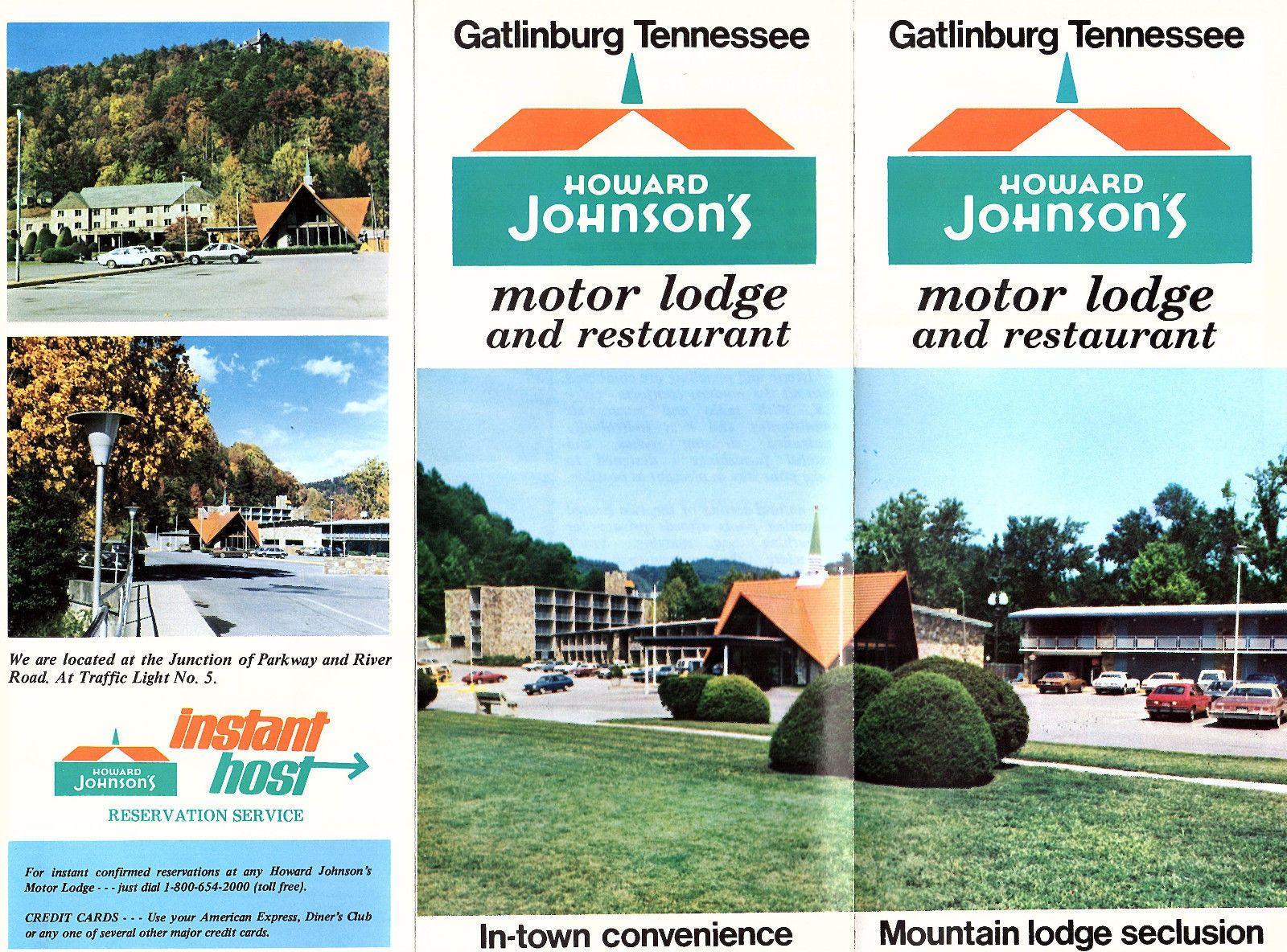 Howard Johnsons Howard Johnson S Gatlinburg Tennessee Gatlinburg