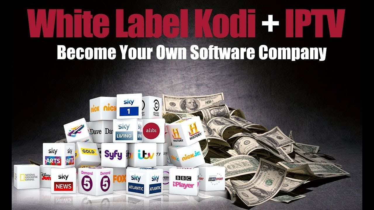 White Label Kodi 750 Reseller Panel And 100 Credits Included