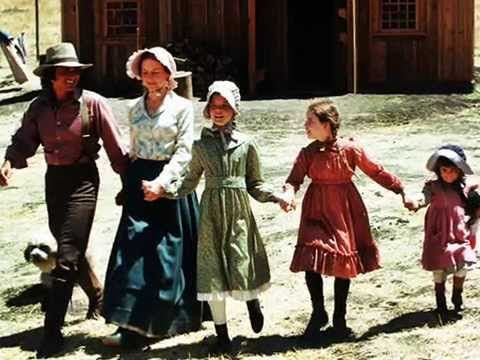 tv theme song little house on the prairie TV and Movie themes