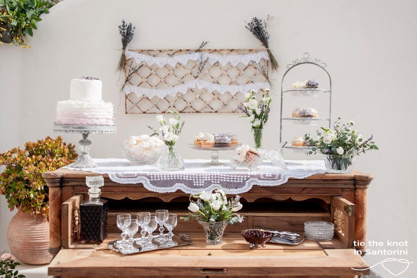 Dessert table suggestions for your wedding reception | Dessert table ...