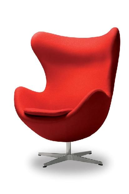 Ecko Chair   Fabric  The Egg Chair Fabrics Was Designed By Arne Jacobsen.