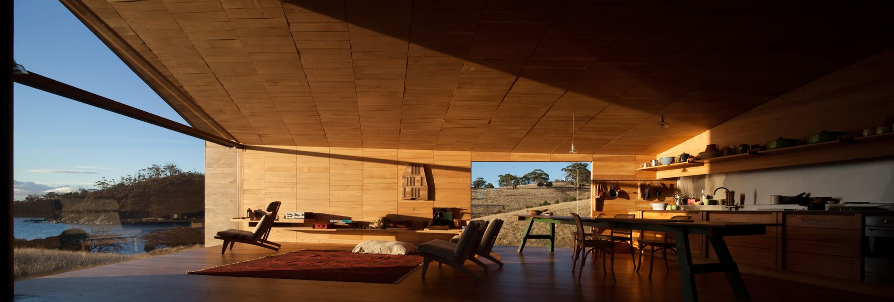 MOCO LOCO Galleries | Shearer's Quarters House by John Wardle Architects