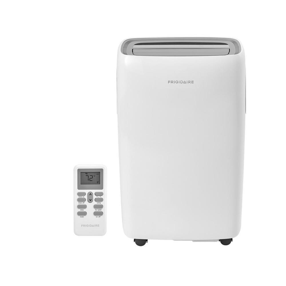 Frigidaire 8000 btu 3speed portable air conditioner with
