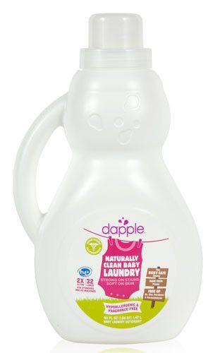Dapple Laundry Detergent 50oz Fragrance Free Laundry Detergent