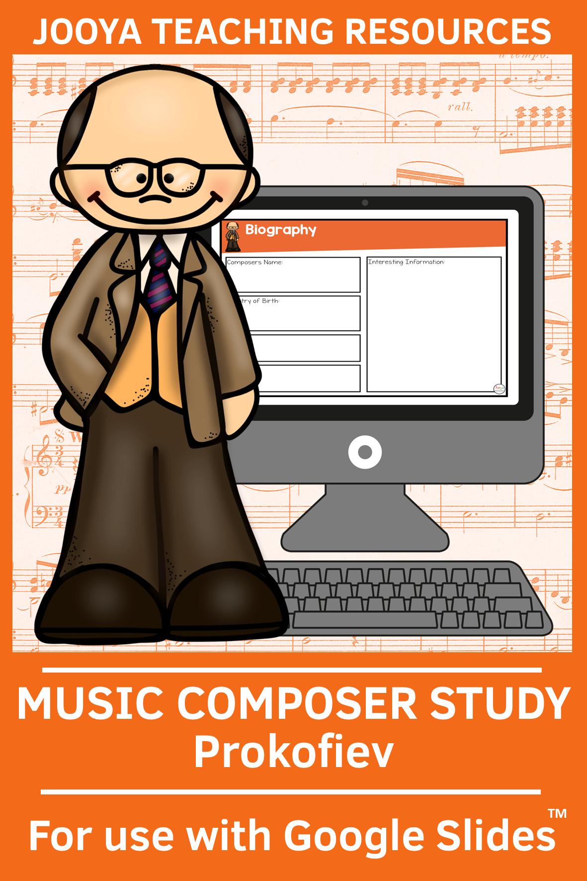 Music Composer Worksheets