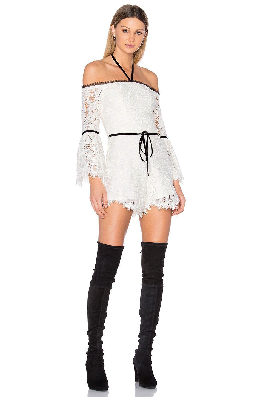 47ec2c883013 ALEXIS Layla Romper.  alexis  cloth  dress  top  shirt  pant  coat  jecket   jacket  shorts  ski