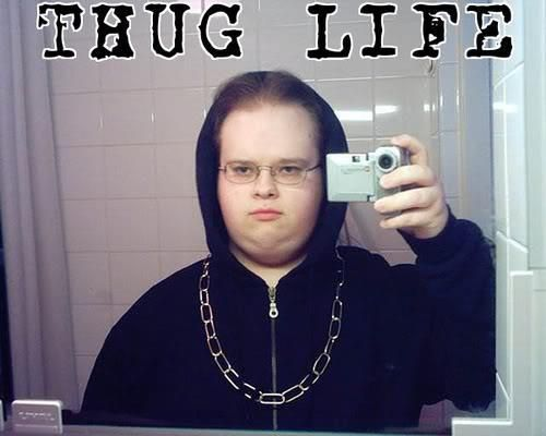 Funny Memes Thug Life : People who didn t choose the thug life the thug life chose
