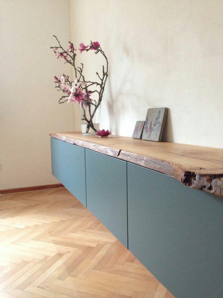 Ikea + Eiche – Holz DIY Ideen