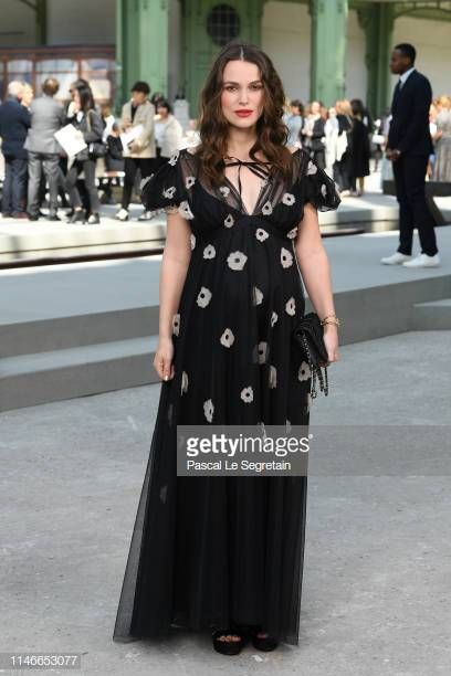 Chanel Cruise 2020 Collection : Photocall