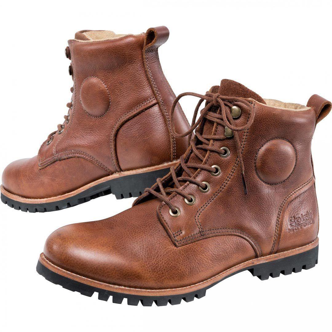 1 Boots Motors Spirit Lederschuh Urban 0Çizmeler qUSMpzLVG