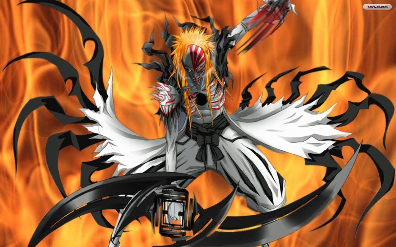 Ichigo's Hollow Form Bleach (Anime) Foto (26384034