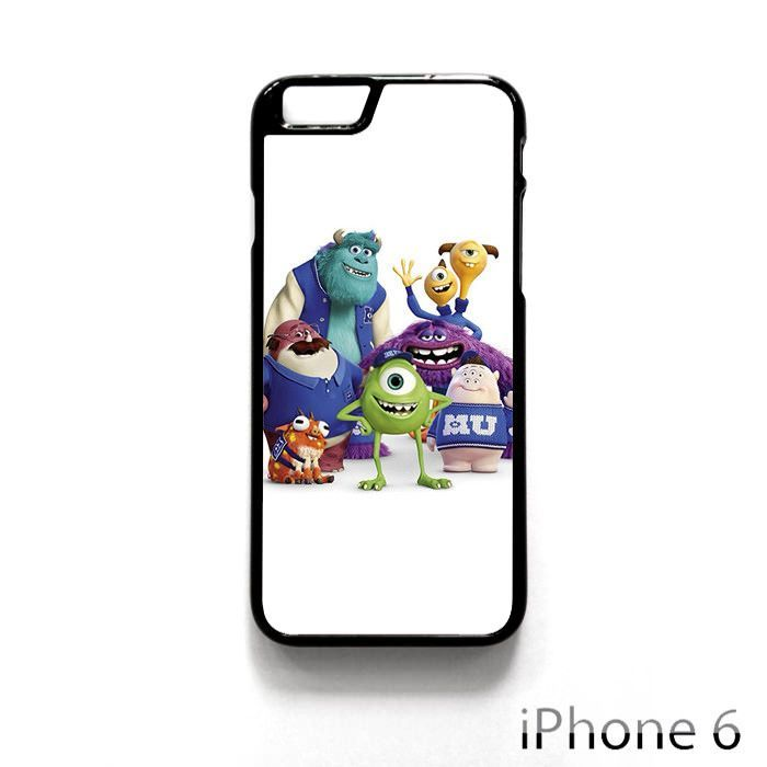 Monsters-University AR for iPhone 4/4S/5/5C/5S/6/6 plus phonecase