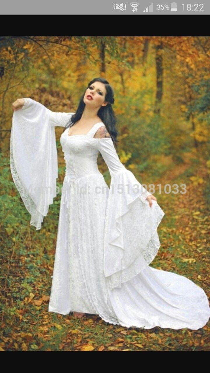 Vestido Medieval Gown Wedding Dresses Elf Dress 2016: Cheap Meval Wedding Dresses At Websimilar.org