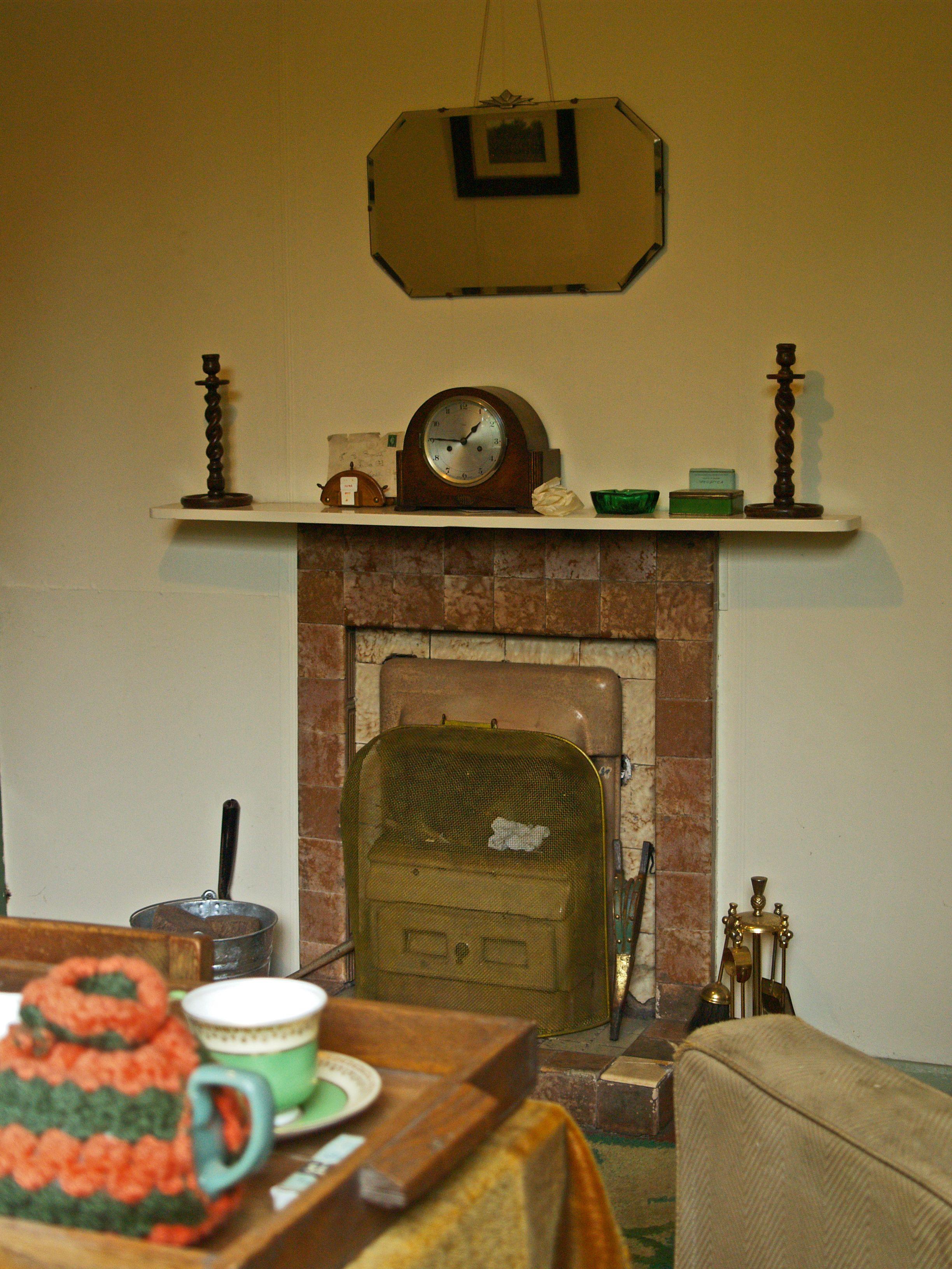 Arcon Mk V Pre Fab Living Room Fireplace Avoncroft