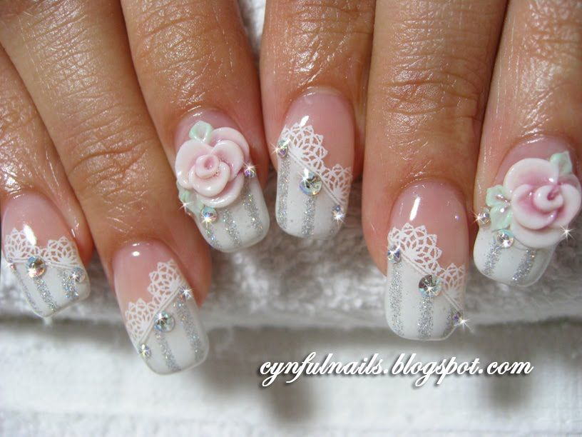 find the latest cute nail art designs and ideas especially some topics related to the