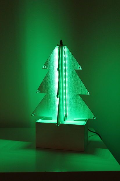 Arduino Christmas Tree Mini christmas tree, Christmas