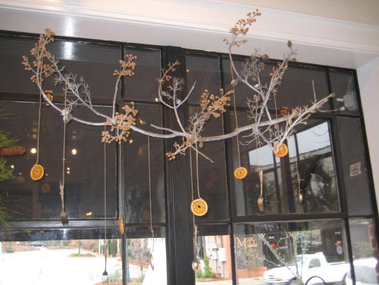 Fensterdeko Basteln 55 Ideen Fur Jede Jahreszeit Fenster Dekor
