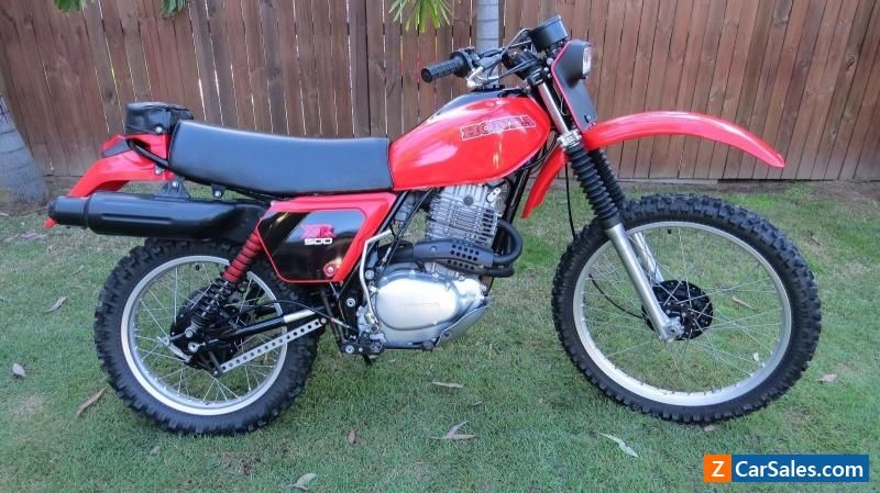 Motorcycle for Sale: 1979 Honda XR500Z Brand New OEM NOS,A ...