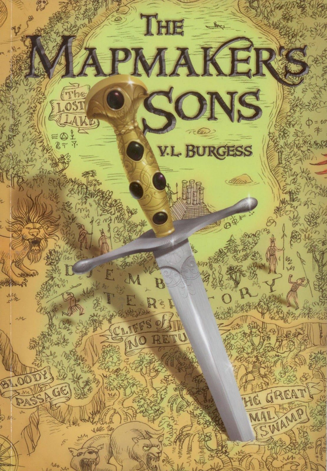The Dms Was Lucky Enough To Interview V L Burgess Author Of The