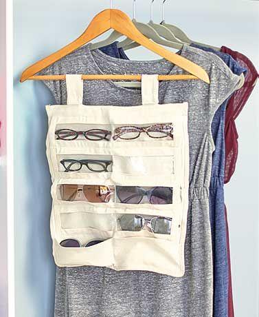 Hanging Eyeglass Holder
