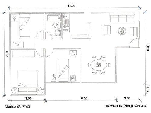 planos de casas basicas