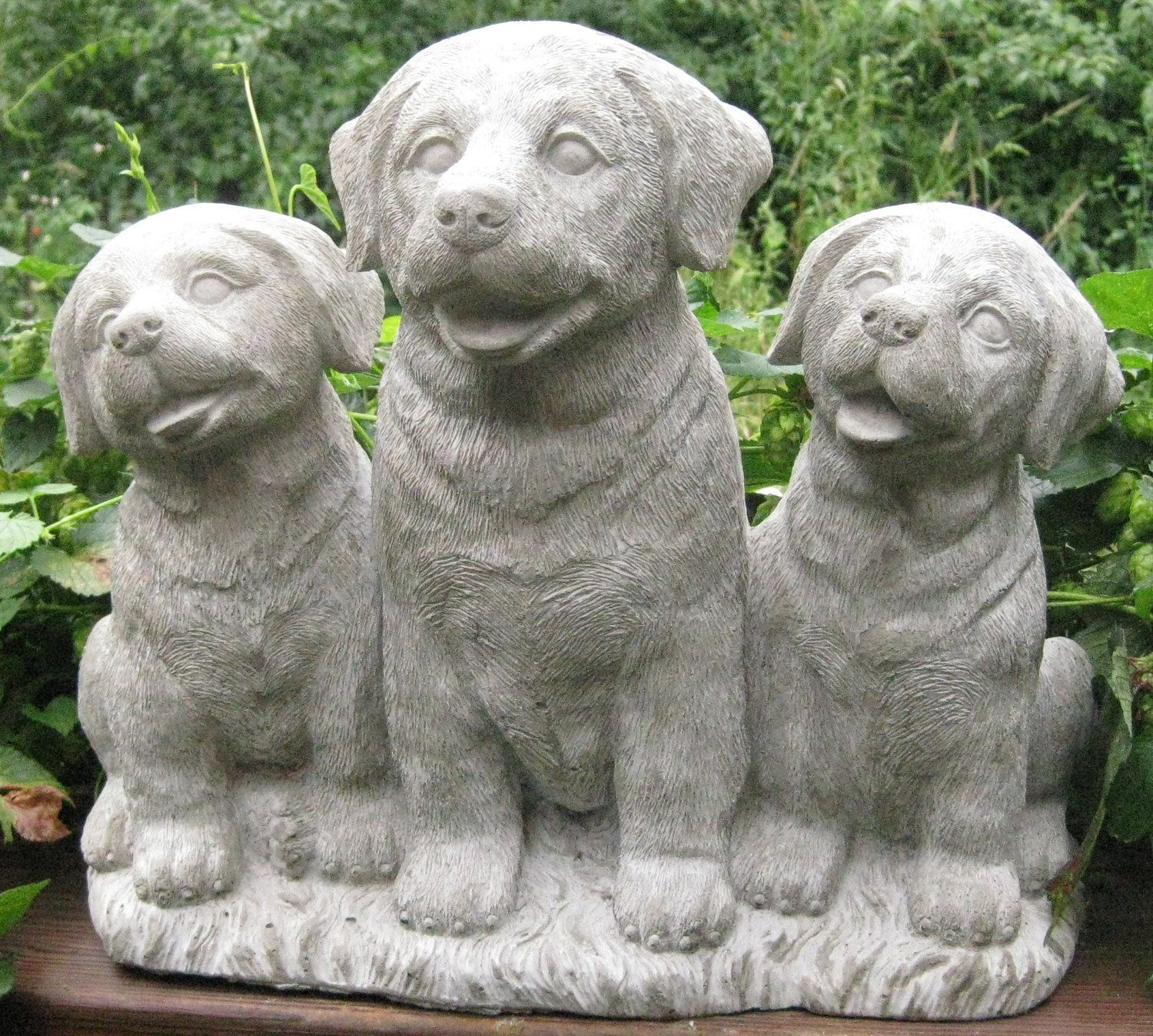 Others , Beautify Your Minimalist Garden With Some Good Looking Small Garden  Statues In Cute Animal