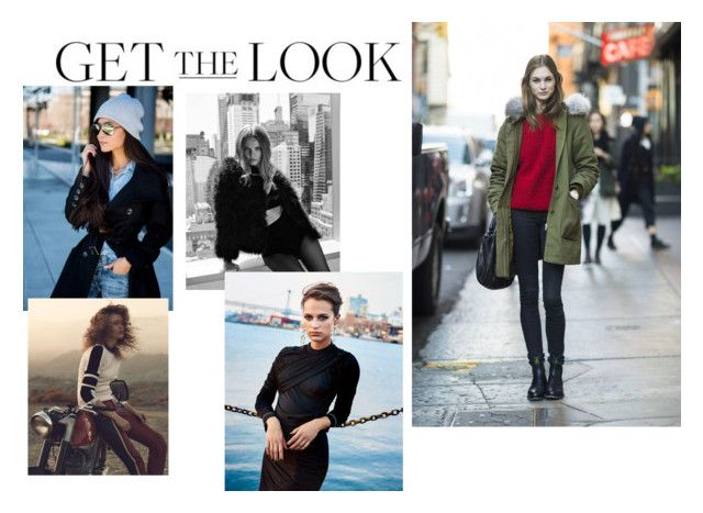 """Get the Look: Winter Style"" by officialrt ❤ liked on Polyvore featuring Magdalena Frackowiak"