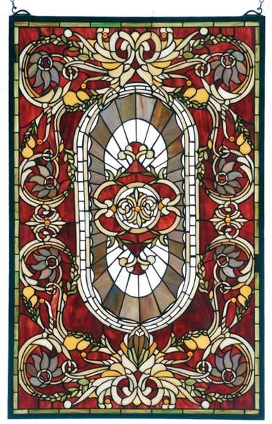 vanderbilt leaded glass panel the gypsy life for me ii. Black Bedroom Furniture Sets. Home Design Ideas