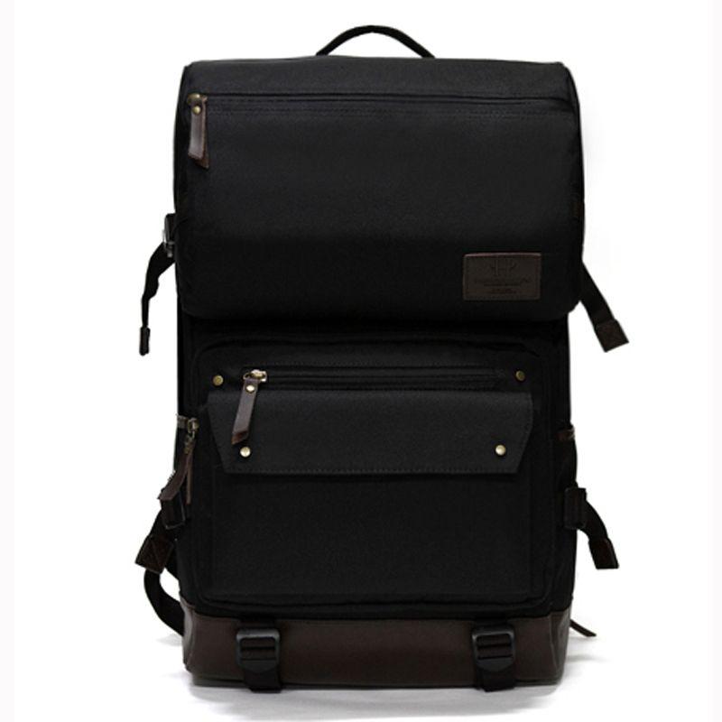 HARIBON Mens Backpack for Laptop - S. Korea Mens College Rucksack ...
