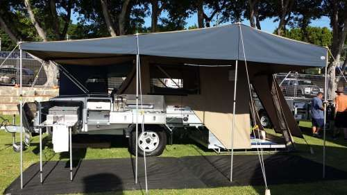 Aussie Swag C&er - Now this beats setting up a tent and c&ing like we use & Aussie Swag Camper - Now this beats setting up a tent and camping ...