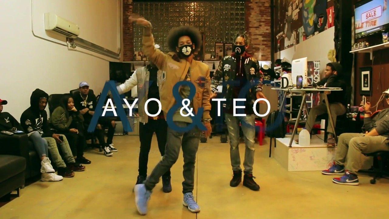 DOWNLOAD VIDEO: Ayo & Teo - Last Forever » NaijaRemix
