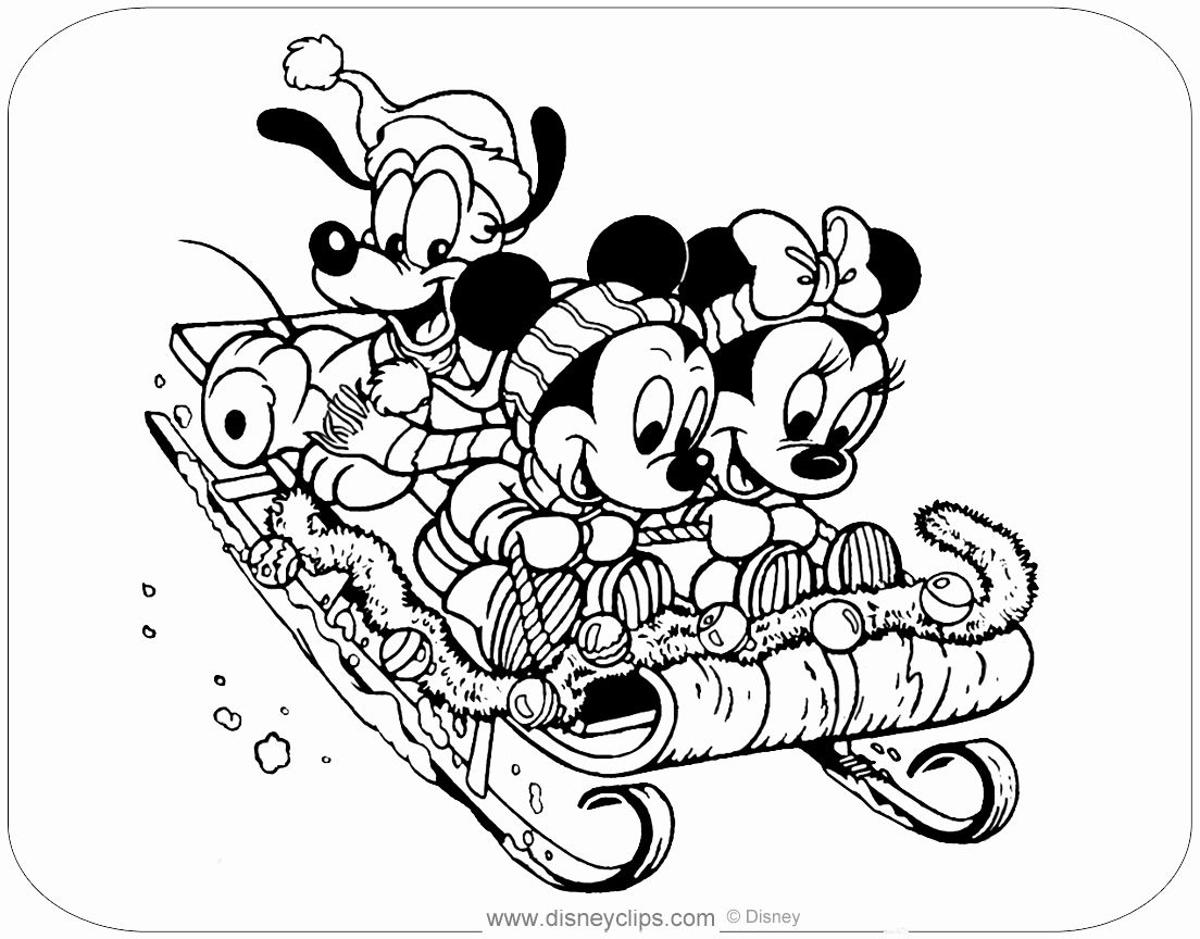 Disney Holiday Coloring Pages In 2020 Disney Coloring Sheets Christmas Coloring Pages Christmas Coloring Sheets
