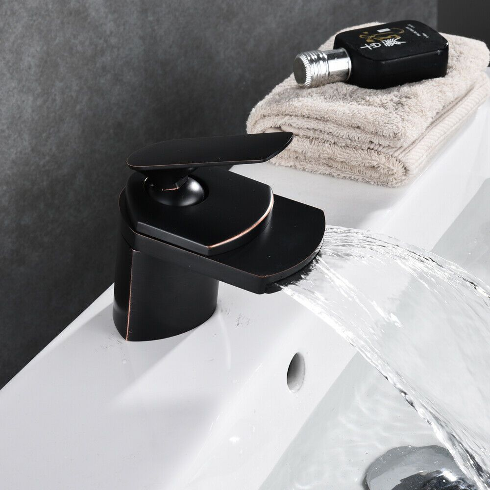 eBay #Sponsored Noir Cascade Salle de bains Évier Bassin ...