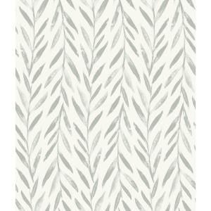 Magnolia Home By Joanna Gaines Willow Grey Paper Peelable Roll Covers 34 Sq Ft Psw1018rl The Home Depot Magnolia Homes Peel And Stick Wallpaper Home Wallpaper