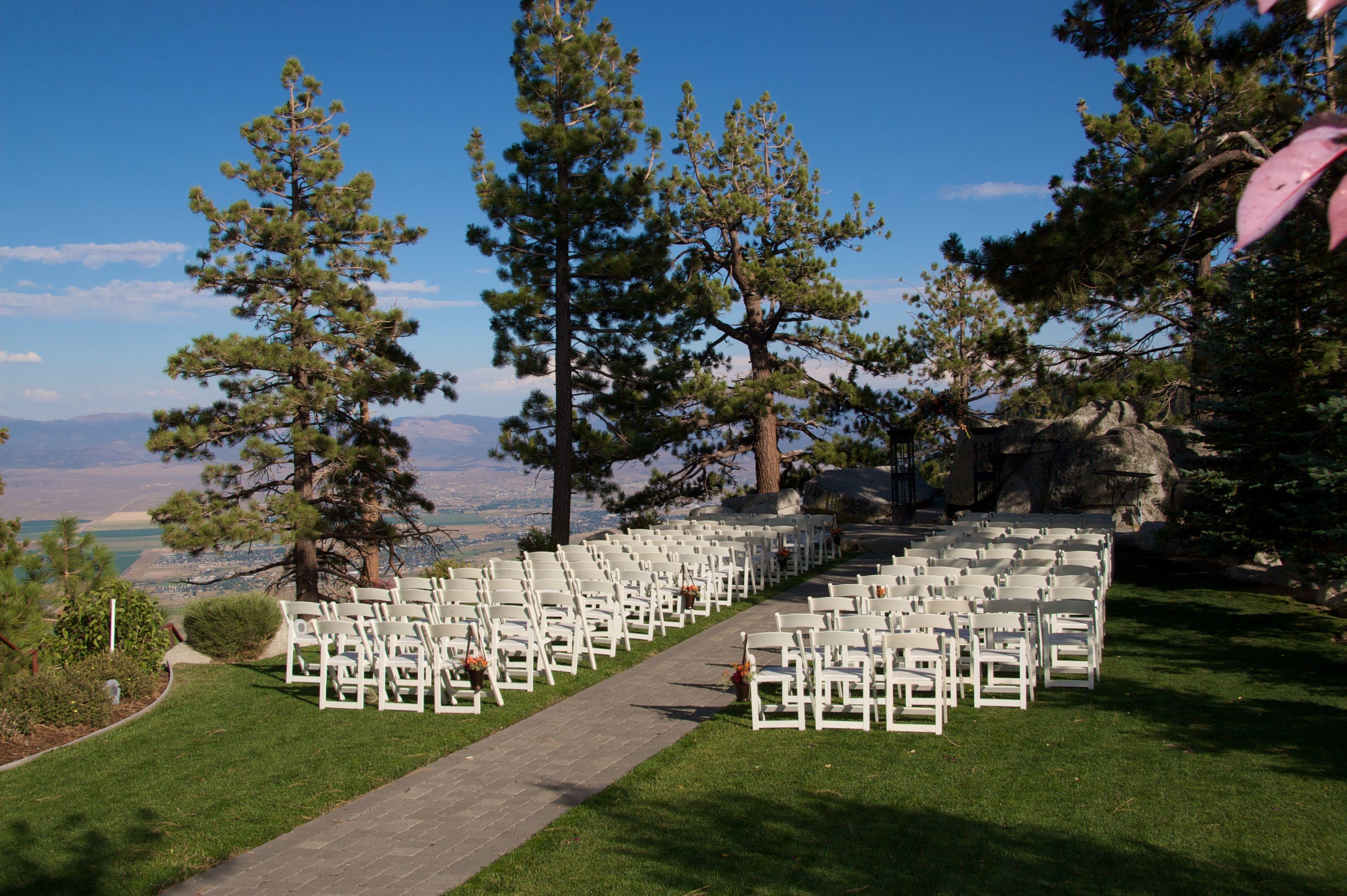 Destination wedding venue lake tahoe ca the ridge
