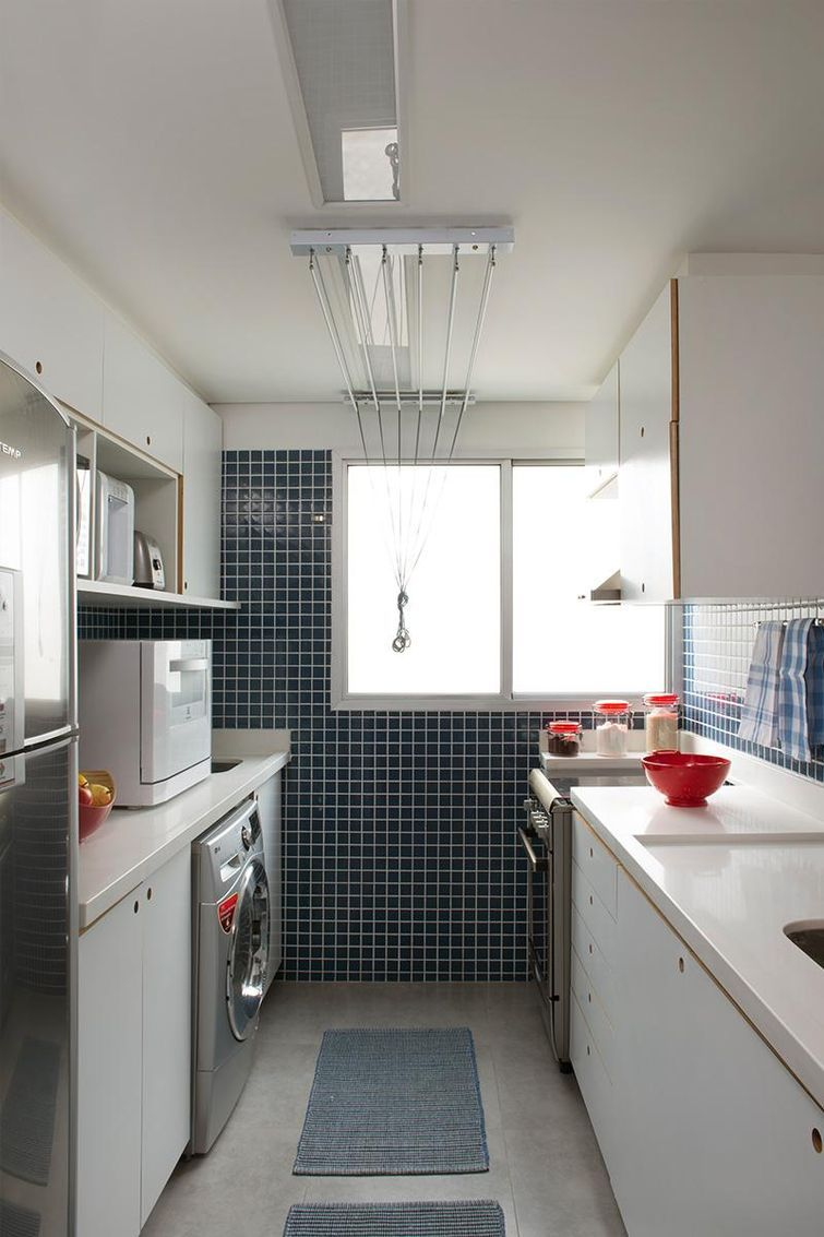 50 Cozinhas Pequenas Decoradas E Planejadas Cozinhas Pequenas  ~ Cozinha Pequenas Decoradas