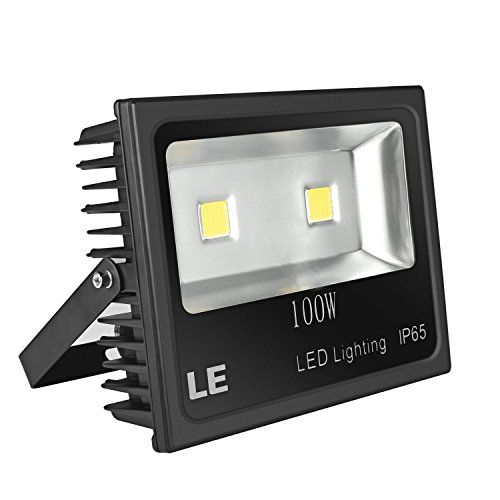 Outdoor Led Light Glamorous Le 100W Super Bright Outdoor Led Flood Lights 250W Hps Bulb Inspiration