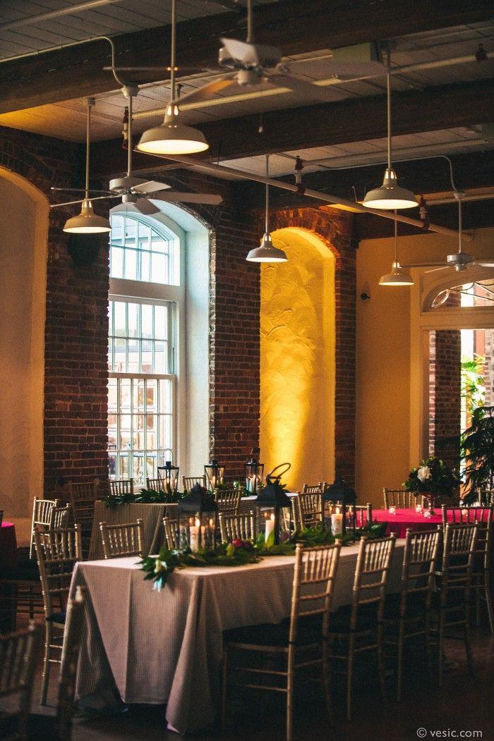 Real Wedding At Revolution Mill Studios