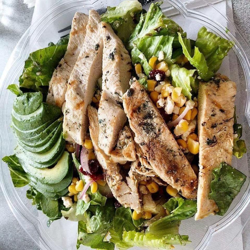 Comida sana y rica para bajar de peso