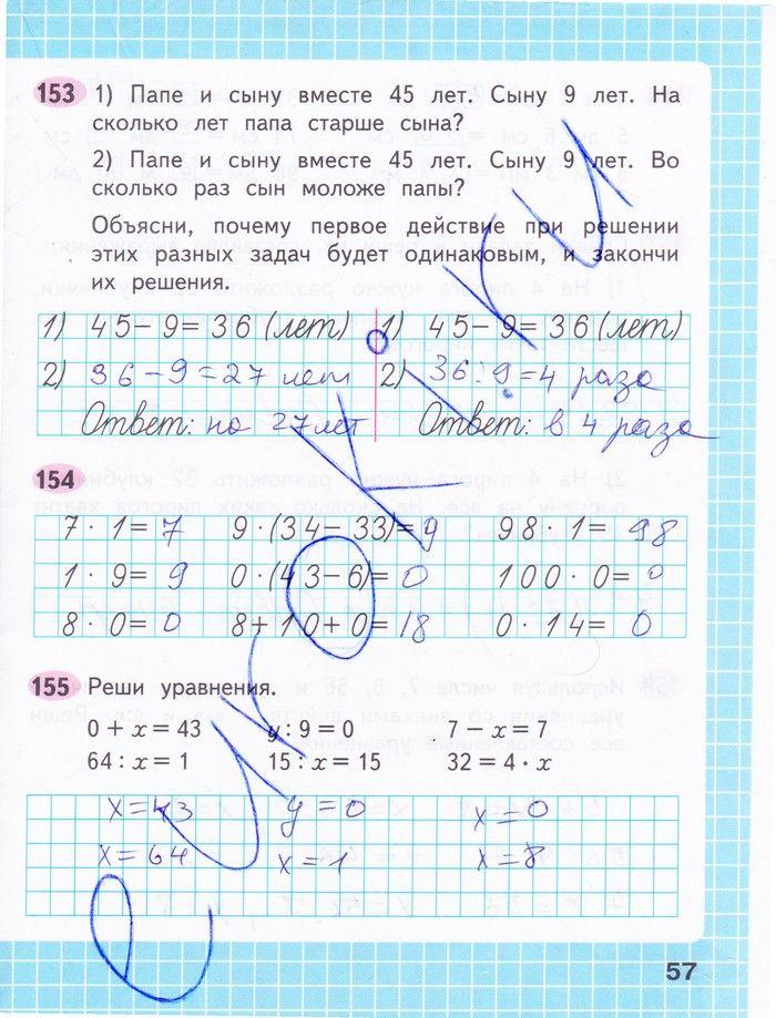 Математика 2 класс 1 часть ulp