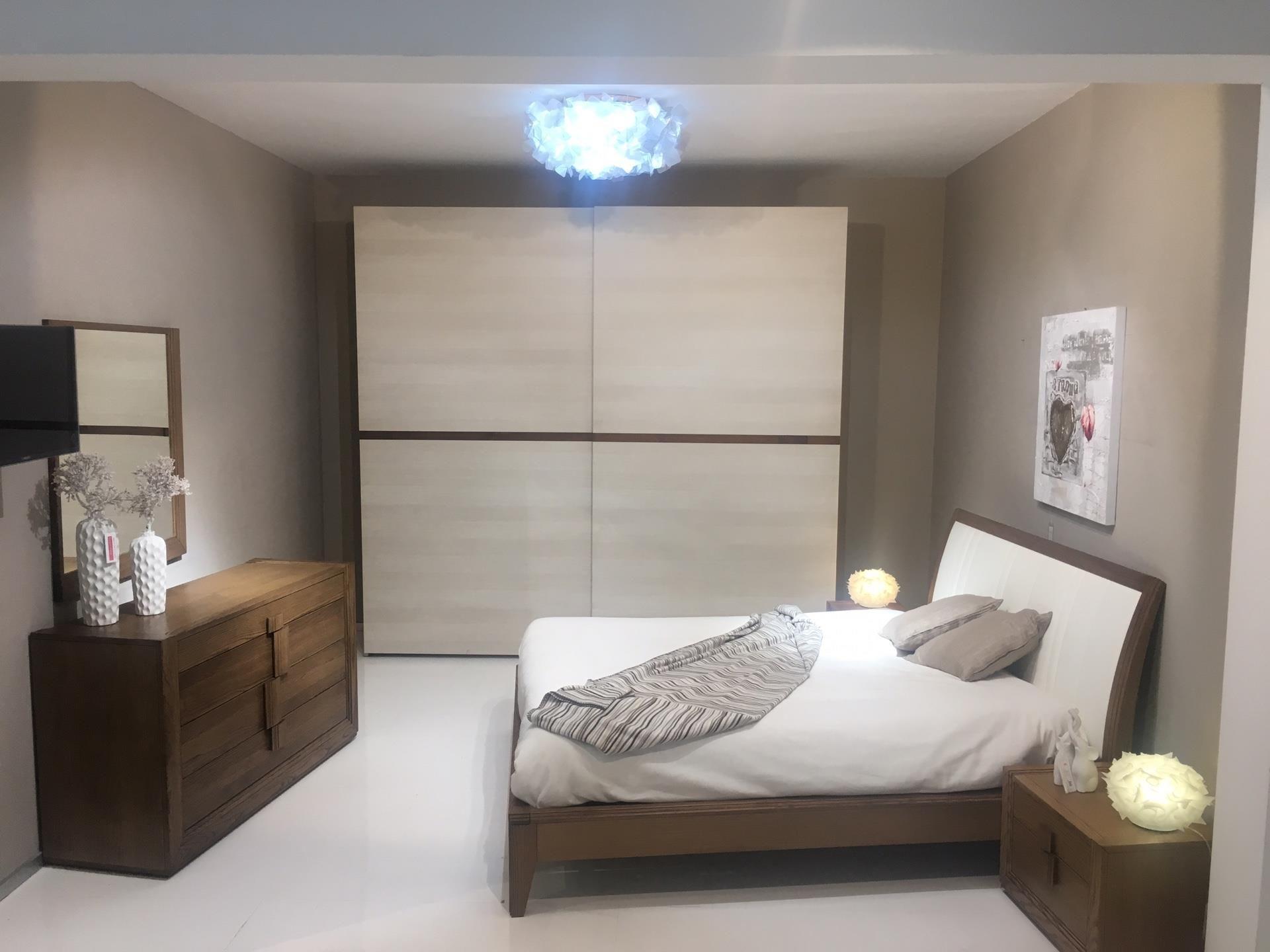 🔥 Offerta - Camera da letto completa: armadio scorrevole, comò ...