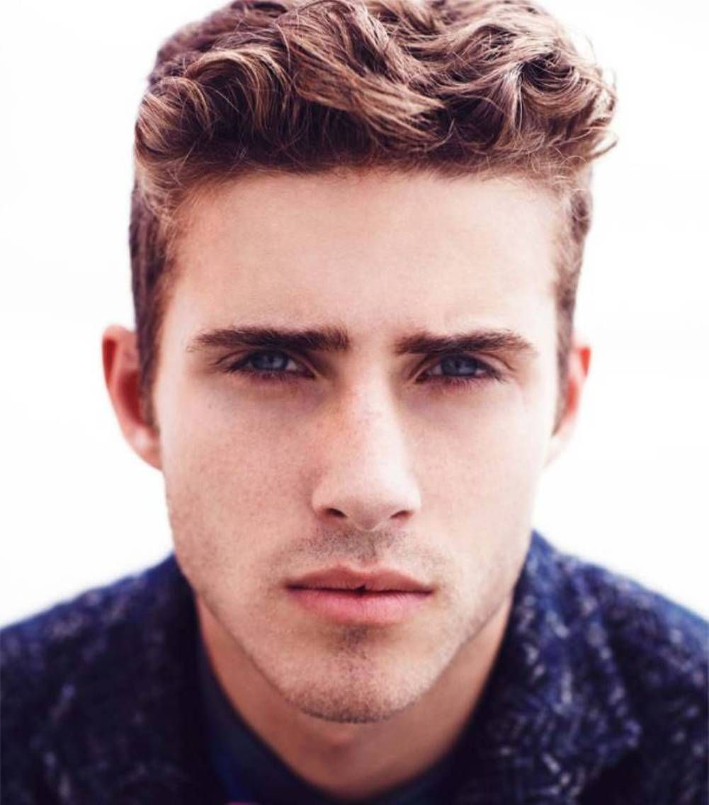 Brilliant 1000 Images About Hair Styles On Pinterest Curly Hair Men Short Hairstyles Gunalazisus