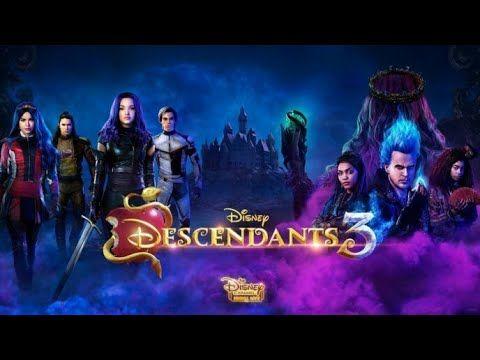 Descendentes 3 Parte 4 Dublado Youtube Descendentes Filme Disney Channel Desendentes