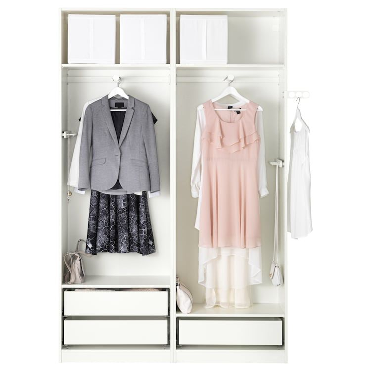 Epingle Sur Dressing Ikea