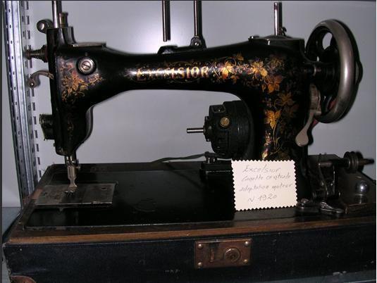1923 : Excelsior   Machines à coudre   Pinterest